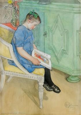 Anna-johanna by Carl LARSSON