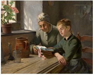 Trettende Bibeltime by Elisabeth KEYSER