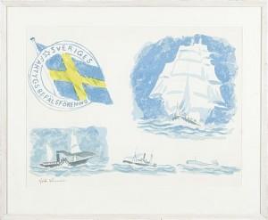 Sveriges Fartygsbefälsförening by Gösta WERNER