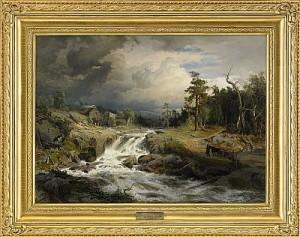 Motiv Från Wermland by Gustaf RYDBERG
