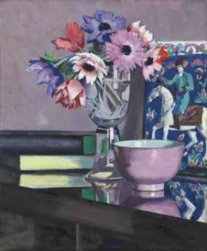 Still Life by Francis Campbell Boileau CADELL