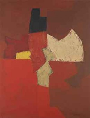 Rouge by Serge POLIAKOFF