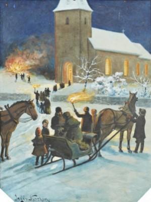 Jultidning För Alla by Jenny NYSTRÖM