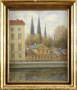 Uppsala by Martin SÄFLUND