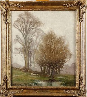 ... Willows by Arthur De BREANSKI