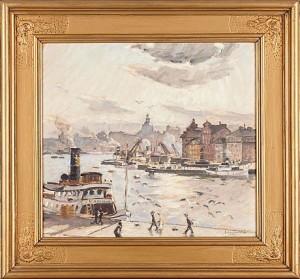 Skeppsbron by Rikard LINDSTRÖM