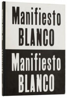 Manifesto Blanco 1946. Spazialismo by Lucio FONTANA