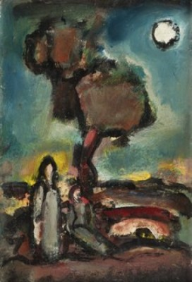 Nocturne by Georges ROUAULT