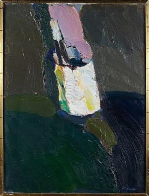 Penselburken by Eric ELFWÉN