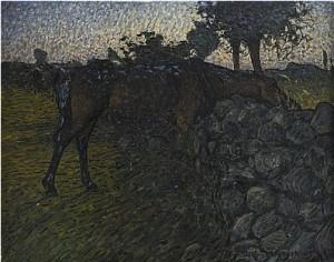 Julikväll by Nils KREUGER
