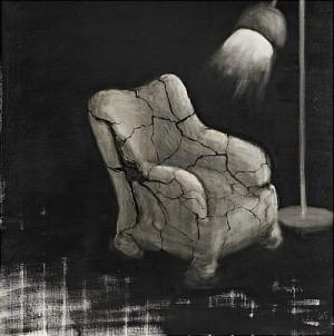 Cementstol by Ulrik SAMUELSON