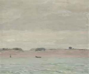 Sand Harbor by William Langson LATHROP