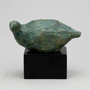 Liggande Fågel by Henrik ALLERT