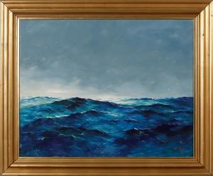 Havslandskap by Axel LIND