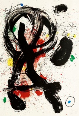 Le Vendangeur by Joan MIRO