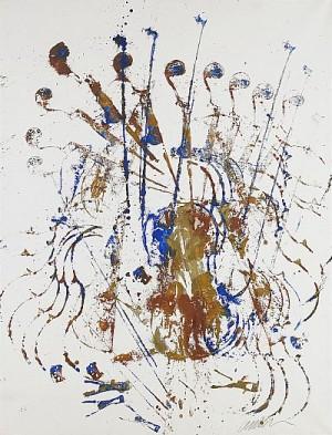 Empreintes De Violon by Fernandez ARMAN