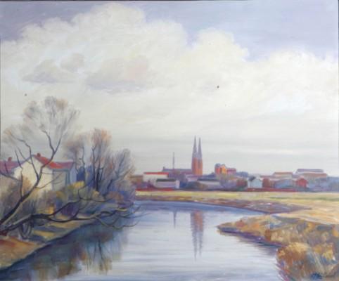 Uppsalamotiv by Martin SÄFLUND