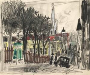 Hörnet Styrmansgatan / Storgatan by Olle OLSSON HAGALUND