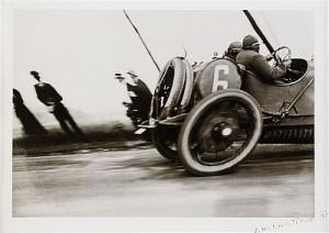 Grand Prix De L´acf by Jacques-Henri LARTIGUE