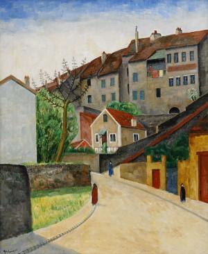 Gata I Carrières by Albert KRÜGER