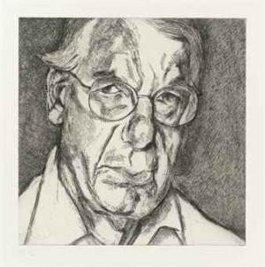 The New Yorker by Lucian FREUD