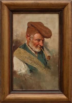 Caprifiskare by Giuseppe GIARDIELLO