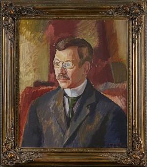 Mecenaten, Evald Hedberg by John STEN