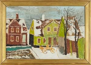 Vinter by Martin EMOND