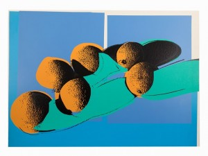 Space Fruit: Still Lifes by Andy WARHOL