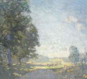 Edge Of The Woods by William Langson LATHROP