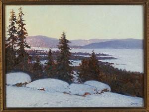 Siljan-dalarna by Ivan CONSTANTIN