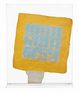 Hind, From Pages And Fuses by Robert RAUSCHENBERG