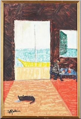 Fiskekrogen by Stig KJELLIN