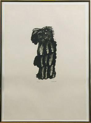 Untitled by Henri MICHAUX