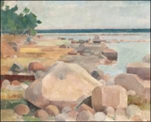 Borgå Skärgård 1951 by Ragnar EKELUND
