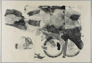 Test Stone #7 by Robert RAUSCHENBERG