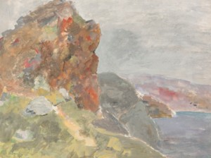 Alupka, Crimea by Robert Rafaelovich FALK