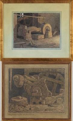 2 St: Karmansbo by Ferdinand BOBERG
