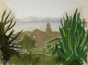 Saint Tropez by Dimitri Dimitrievich BOUCHENE