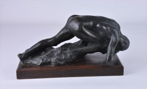 Man At Rest by Auguste RODIN