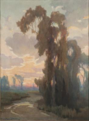 Sunset by Marion Kavanagh WACHTEL