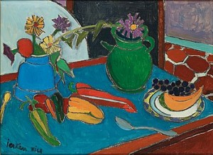 Nature Morte by Erik JERKEN