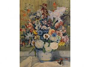 Blumenstilleben by Rudolf KONOPA
