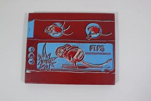 (mouse Small) Fips by Andy WARHOL