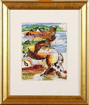 Pang, Där Låg Kubismen by Isaac GRÜNEWALD