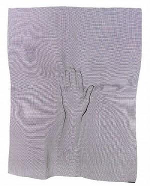 Hand by Barbro BÄCKSTRÖM
