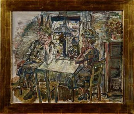 Vid Köksbordet by Olle NORDBERG