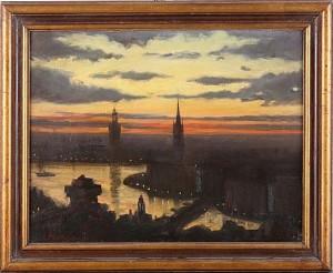 Stockholm by Per COLLIJN