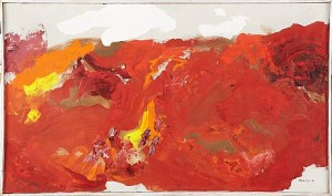 Hösthed Abisko by John THORGREN