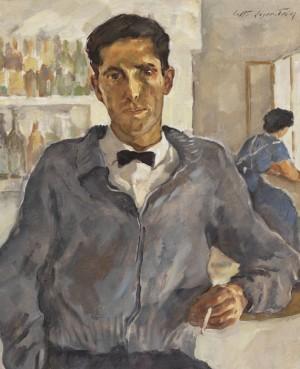 Der Spanische Kellner by Lotte LASERSTEIN